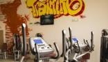 gym FREESTYLE TRAINING