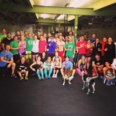 gym CrossFit Broadway