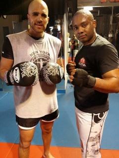 gym Militia Fight Academy