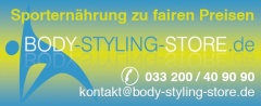 gym BSS Body Styling Store UG